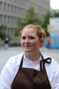 Sous-sjef Pia Sofie Holm