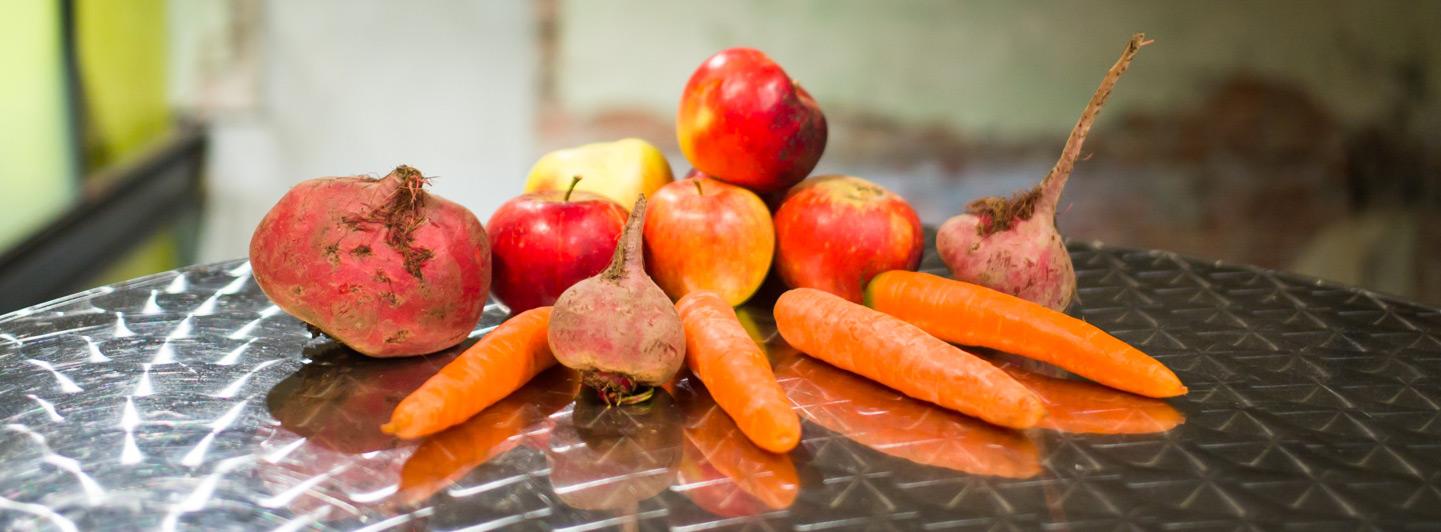 Innhold Kooperativets grønnsakspose