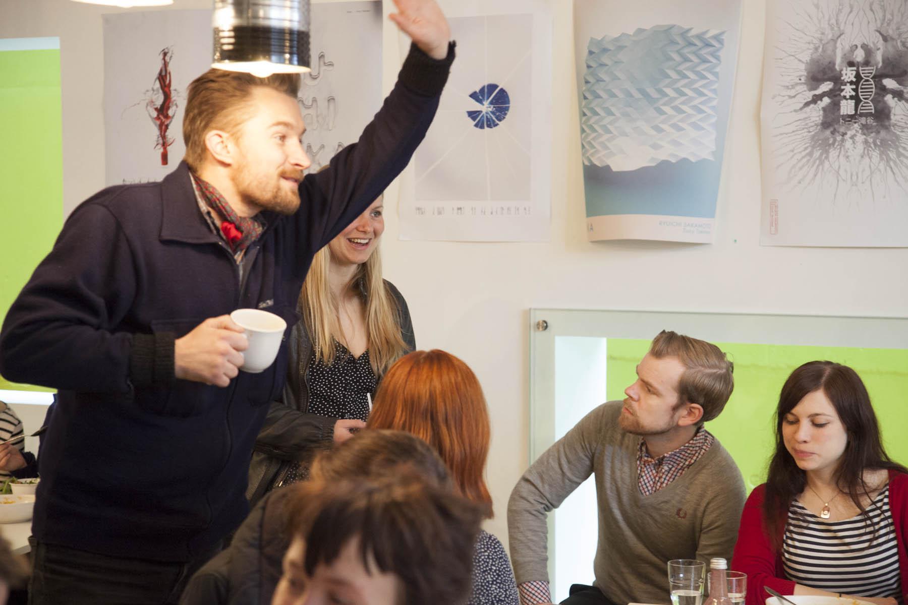 Oslo Kooperativ er organisert i arbeidsgrupper