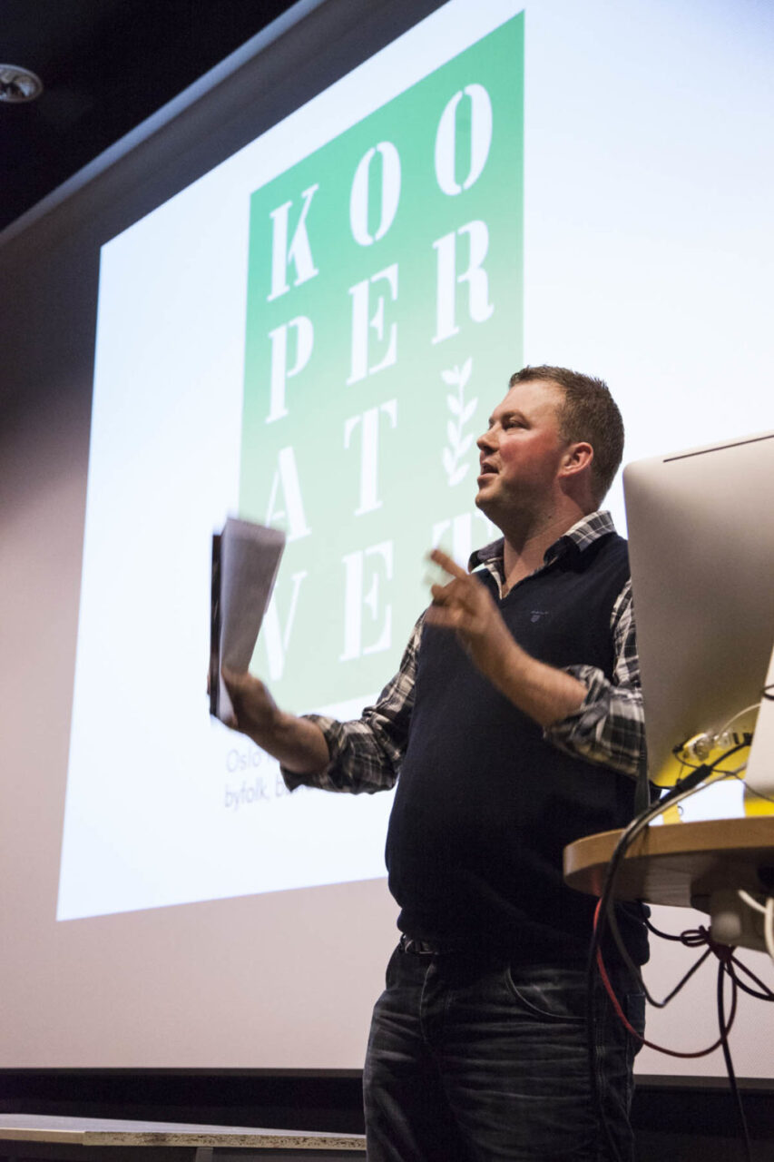 Oslo Kooperativet lansering 2013 7