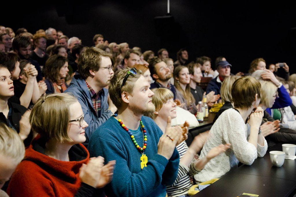 Oslo Kooperativ - lanseringsfest 21.04.2013